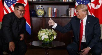 \'ทรัมป์\'เผยจดหมายจาก\'คิมจองอึน\' เชื่อสัมพันธ์2ชาติเป็นประตูสู่อนาคตใหม่