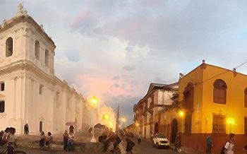 2 ล้อ บนโลกเบี้ยว : Leon, Nicaragua ลมหายใจแห่งละติน
