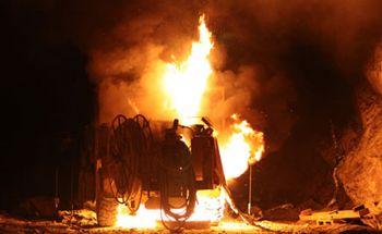 เกิดเหตุไฟไหม้เหมือง\'แอฟริกาใต้\' คนงานอยู่ภายในดับสลด5ราย