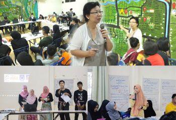 สตูลสร้างผู้นำคนรุ่นใหม่  'เชื่อมโยงชุมชน..เรียนรู้จากโจทย์จริง'