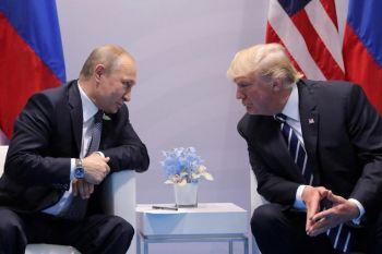 ผู้นำสหรัฐร่วมประชุมรัสเซีย  ติงสหภาพยุโรปคือศัตรูทางการค้า