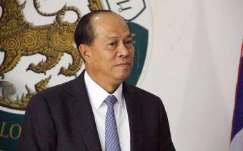 'มท.1'แจงโครงการไทยนิยมยั่งยืน ประชาคมคุยชาวบ้านจะเอาถนน