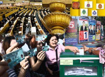 ส่องอนาคตการเมืองไทย  นับถอยหลังหวนคืนขัดแย้ง?