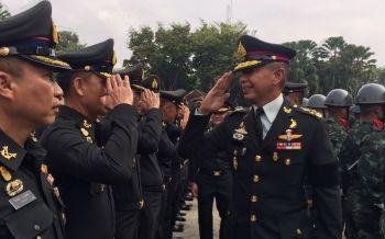 โปรดเกล้าฯ \'พล.อ.อภิรัชต์\' เป็นนายทหารพิเศษ ประจำกรมทหารมหาดเล็กราชวัลลภรักษาพระองค์