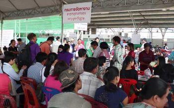 กระทรวงแรงงานเตือน! ห้ามต่างด้าวแย่งงานคนไทย ฝ่าฝืนโดนทั้งนายจ้างและลูกจ้างโทษปรับ 100,000 บาท