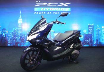 ฮอนด้า แนะนำ New Honda PCX Hybrid