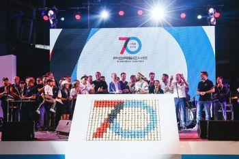 ทัพดารา-นักร้อง ร่วมฉลอง 70 ปี'ปอร์เช่'