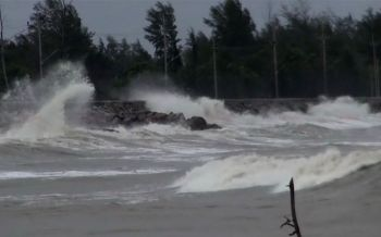 ทั่วประเทศฝนตก40-70% เตือน'อันดามัน-อ่าวไทย'คลื่นแรง