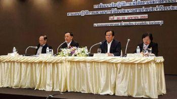 ป.ป.ช.ชูหลักสูตรต้านทุจริตเป็นความหวังของสังคมไทย เชื่อ 5 ปีจะเห็นการเปลี่ยนแปลง