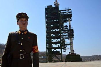 เกาหลีเหนือทำลายศูนย์อวกาศปล่อยจรวด