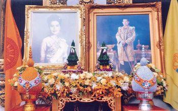 พิธีบรรพชาสามเณรเฉลิมพระเกียรติ 87 รูป ถวายเป็นพระราชกุศล แด่ พระบาทสมเด็จพระปรมินทรมหาภูมิพลอดุลยเดช รัชกาลที่ 9