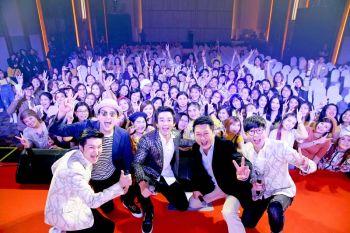 'กบ-แท่ง-มอส' เปิดมินิคอนเสิร์ตครั้งแรก