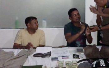 รวบแก๊งชาวอินเดียนำเงินดอลลาร์ยัดไส้แลกเงินบนเกาะสมุย