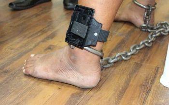 ศาลพอใจใช้'กำไลEM'แล้ว1,844ชุด พบหลบหนี38ราย
