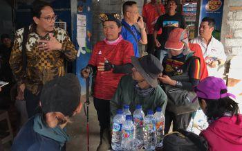 คนไทยลงจากภูเขาไฟ'รินจานี'แล้ว216คน คาดชุดสุดท้ายถึงจุดรอรับเช้าพรุ่งนี้
