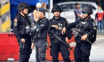 คนร้ายระเบิดรถตู้คาด่านทหาร\'ฟิลิปปินส์\' ตายแล้ว10รายเชื่อฝีมือ\'อาบูไซยาฟ\'