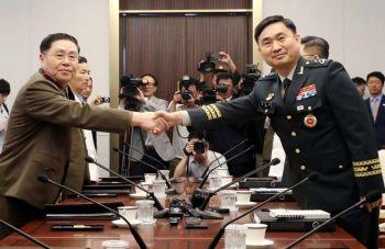 \'เกาหลีเหนือ-เกาหลีใต้\'หารือทางทหาร \'สหรัฐ\'พบความเคลื่อนไหวที่ฐานผลิตขีปนาวุธ