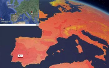 ยุโรปสะพรึง! ส่อเผชิญคลื่นความร้อนหนักสุดเป็นประวัติการณ์