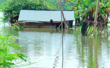 ระดับน้ำโขงนครพนมเริ่มทรงตัว! คาด1-2วันถ้าประเทศเพื่อนบ้านไม่ปล่อยน้ำสมทบน้ำลดแน่