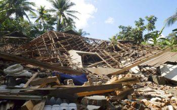 เหยื่อแผ่นดินไหวอินโดฯพุ่งทะลุ142ศพ  คาดยังถูกฝังทั้งเป็นอีกจำนวนมาก