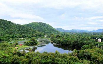 \'เขื่อนแก่งกระจาน\' เขื่อนดินแห่งแรกของไทย แหล่งเที่ยวสำคัญแห่งหนึ่งของเพชรบุรี