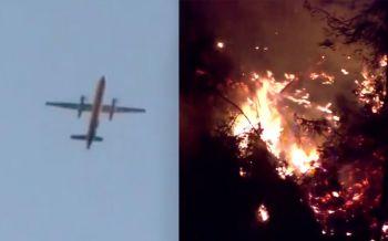 เครื่องบินตกที่\'ซีแอตเทิล\' หลังพนักงานขโมยขับจากสนามบิน-คาดหวังฆ่าตัวตาย