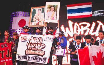 ของขวัญวันแม่!! Awesome Juniorทำให้เพลงชาติไทยกระหึ่มเวทีโลก
