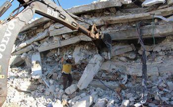 ตูมสนั่น! คลังแสงฝ่ายต่อต้านรัฐบาลซีเรียระเบิด ดับอย่างน้อย39ศพ-สูญหายหลายสิบคน