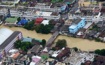 ศูนย์เฉพาะกิจชั่วคราวฯเตือนพื้นที่เสี่ยงท่วม5อำเภอริมแม่น้ำเพชรบุรี