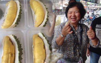 นักชิมนักกิน\'มาเลย์-สิงคโปร์\'บุกเบตงแห่กินทุเรียนคึกคัก!