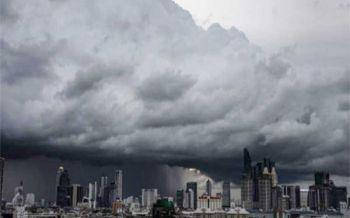 'พายุเบบินคา'เคลื่อนเข้าญวน-ลาว ฟาดหาง'เหนือ-อีสาน'ฝนตกหนัก
