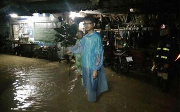 น้ำป่า\'ดอยนางนอน\'ทะลักท่วมหมู่บ้านกลางดึก ผู้ว่าฯสั่งทุกพื้นที่ฝนเกิน50มม.แจ้งด่วน