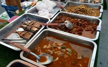 ท้าให้ลองชิม!แกงป่าร้านแสนตุ้งระยอง อร่อยรสจัดจ้านเครื่องแกงเผ็ดร้อน