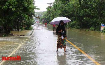 'เบบินคา'เข้าญวนวันนี้ ฟาดหาง'4ภาค'ของไทยฝนตกหนัก