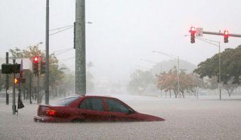 \'รัฐฮาวาย\'ประกาศภาวะฉุกเฉิน เฮอริเคน\'เลน\'ทำฝนตกหนักน้ำท่วมดินถล่ม