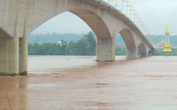 ปภ.แจงอุทกภัย3จว. เผยระดับน้ำโขงลดลง-แม่น้ำเพชรบุรีทรงตัว