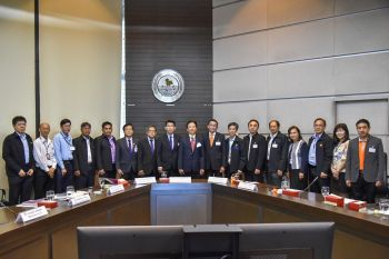 3 การไฟฟ้า ร่วมประชุมพัฒนาความเชื่อถือได้ระบบไฟฟ้าประเทศไทย