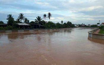 กรมชลฯเตือน ปชช.-ผู้ประกอบกิจการริมแม่น้ำป่าสักติดตามสถานการณ์น้ำใกล้ชิด