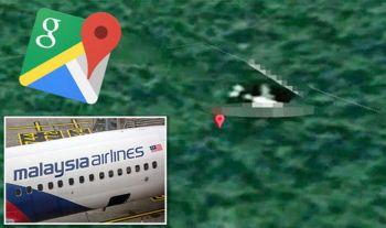 ความหวังใหม่! สื่อนอกเผยภาพคล้ายซาก\'MH370\'ในป่ากัมพูชา