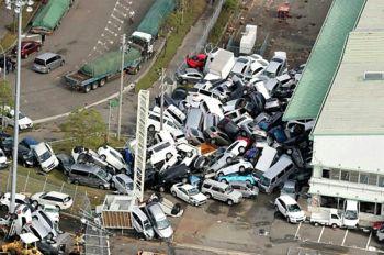 ไต้ฝุ่นเชบีออกจากญี่ปุ่น  หลังถล่มแรงสุดรอบ 25 ปี-ตาย 11