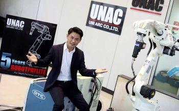 จัดสินเชื่อดอกเบี้ยต่ำหนุนเอสเอ็มอีซื้อหุ่นยนต์อุตสาหกรรม