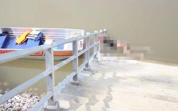 พบศพแล้วชายวัย30โดดสะพานบ้านโป่งฆ่าตัวตาย