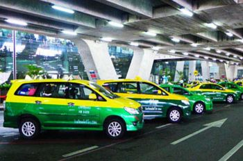 ยันแท็กซี่ภายในท่าอากาศยานสุวรรณภูมิยังคงให้บริการตามปกติ