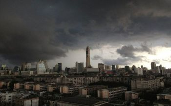 ยังไม่สิ้นฤทธิ์ 'มังคุด'พาฝนถล่ม49จว. เฝ้าระวังถึง19กย.