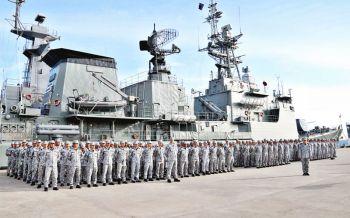 \'ทร.\'ส่ง2เรือหลวงร่วมสวนสนามทางเรือ70ปีสาธารณรัฐเกาหลี พร้อมร่วมฝึกทางทะเลสาธารณรัฐประชาชนจีน