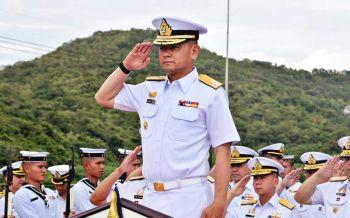 \'ปลัดกห.-ผบ.ทสส.\'อำลากองทัพเรือในโอกาสเกษียณอายุราชการ