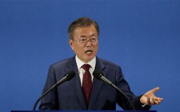 ผูู้นำเกาหลีใต้แถลงเงื่อนไข'คิมน้อย'ปลดนิวเคลียร์แลกกับสหรัฐรับรองความปลอดภัย