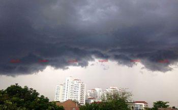 \'กลาง-ตะวันออก-ใต้\'ยังคงมีฝนตกต่อเนื่อง \'กทม.-ปริมณฑล\'ฟ้าคะนองร้อยละ40