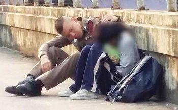 ตร.เมืองชลฯเกลี้ยกล่อมด.ญ.วัย14 หวังโดดสะพานลอยหนีปัญหาครอบครัวรุมเร้า