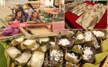 พิษณุโลกชวนเที่ยวOTOPนวัตวิถี ชิมขนมหวาน-อาหารพื้นถิ่น72หมู่บ้าน